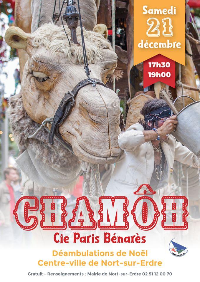 Déambulations de Noël : Chamôh 🐫 9 chamôh nort sur erdre 1