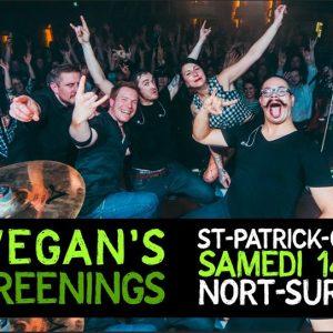 Kervegan's + The Greenings 234 saint partrick nort sur erdre