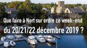 L'agenda de Nort sur erdre ce week-end du 20/21/22 décembre 2019 ! 1 sortir nort sur erdre