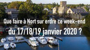 Sortir à Nort sur erdre ce week-end du 17/18/19 janvier 2020 🦇 1 agenda nort sur erdre
