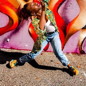 Initiation House Dance & Afrohouse avec Fatima Camara 90 danse nort sur erdre