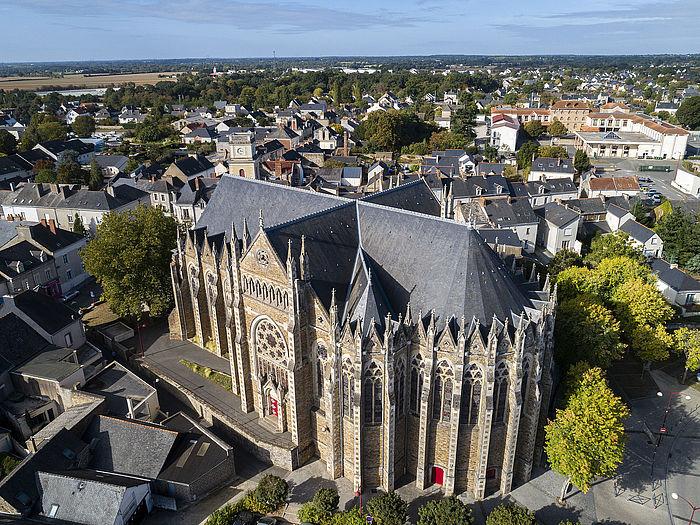 Eglise de Nort sur Erdre