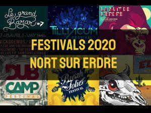 Festivals de musique 2020 près de Nort sur Erdre 1 festival 2020 nort sur erdre