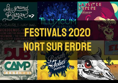Festivals de musique 2020 près de Nort sur Erdre 10 festival 2020 nort sur erdre