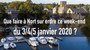 Sortir à Nort sur erdre ce week-end du 3/4/5 janvier 2020 🦇 1 sortie nort sur erdre
