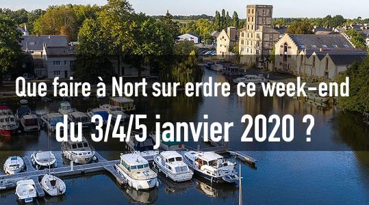 Sortir à Nort sur erdre ce week-end du 3/4/5 janvier 2020 🦇 4 sortie nort sur erdre