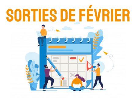 Activités de Février 2020 à Nort sur erdre 9 AGENDA NORT SUR ERDRE