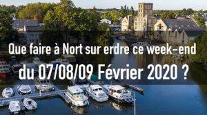 🦇Agenda des sorties à Nort sur erdre les 07/08/09 février 2020 1 agenda nort sur erdre 2020