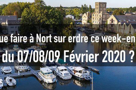 🦇Agenda des sorties à Nort sur erdre les 07/08/09 février 2020 8 agenda nort sur erdre 2020