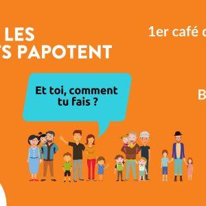 Quand les parents papotent - Café des parents #1 274 cafe des parents nozay