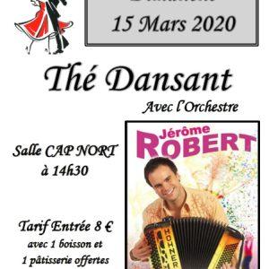 Thé Dansant 258 the dansant nort sur erdre