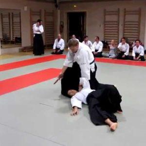 Aikido : Cours gratuit ouvert aux femmes et aux hommes 194 Aikido