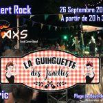 Rock again à la Guinguette des Janettes 3 Concert Jaxs la Guinguette des Janettes
