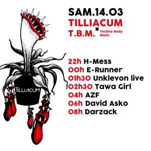 Tilliacum x T.B.M (Techno Body Music) 242 Tilliacum Festival 2020