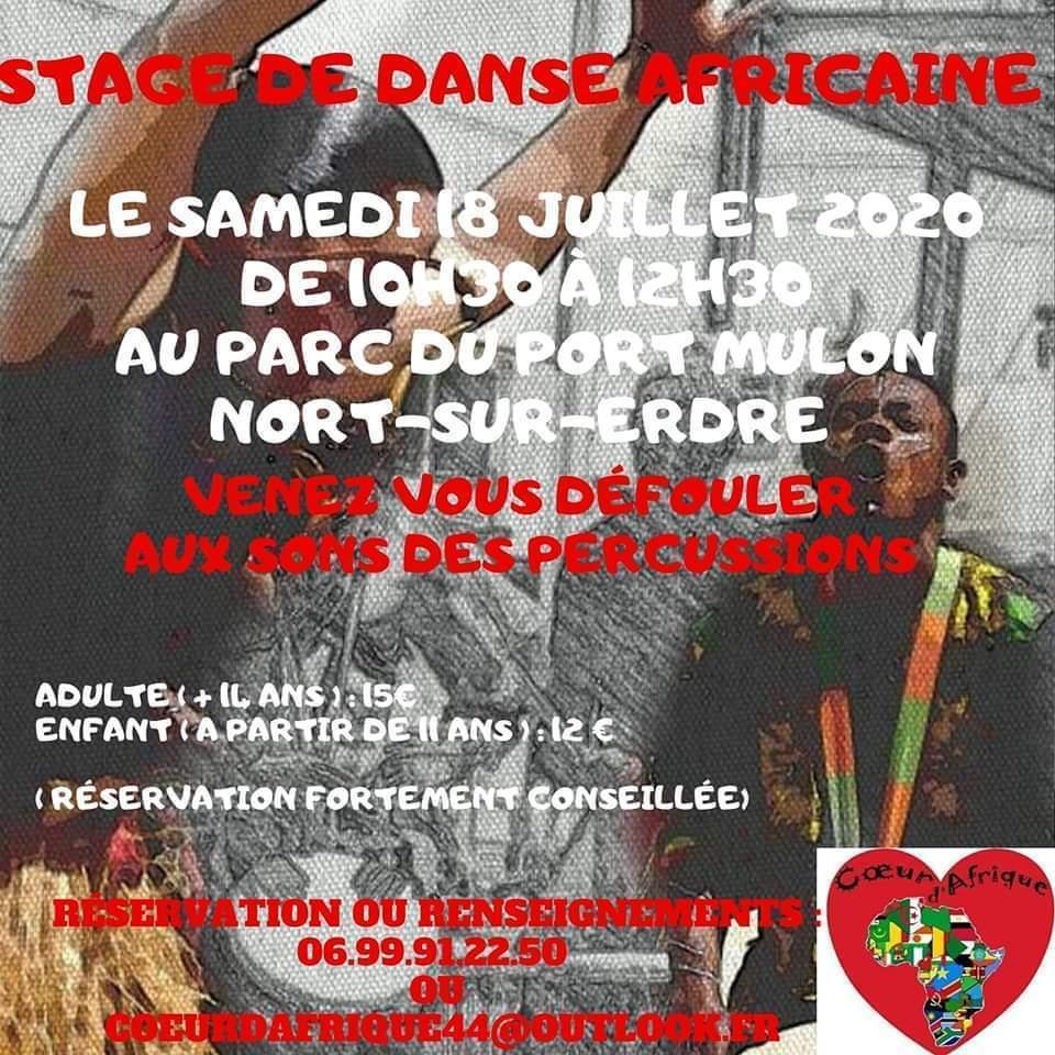 Stage De Danse Africaine 9 Stage De Danse Africaine nort sur erdre