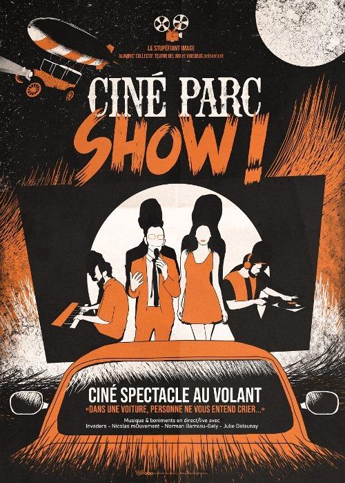 Ciné Parc Show ! 9 cine parc show saffre