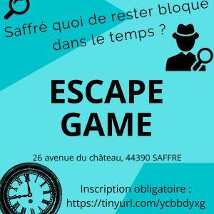 Escape Game 120 escape game saffre nort sur erdre
