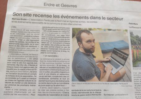 Perdspaslenort dans Ouest France 4 perdspaslenort