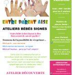 Ateliers Bébé signe - Découverte 3 atelier bebe sige nort sur erdre