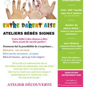 Ateliers Bébé signe - Découverte 266 atelier bebe sige nort sur erdre
