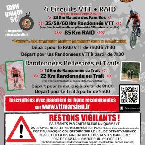 Rando VTT et Raid Marsien 53 rando vtt nort sur erdre