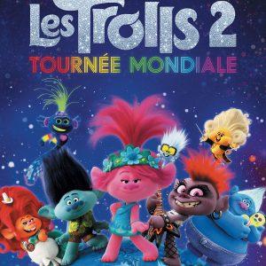 Événements 9 Les Trolls 2 Tournée mondiale