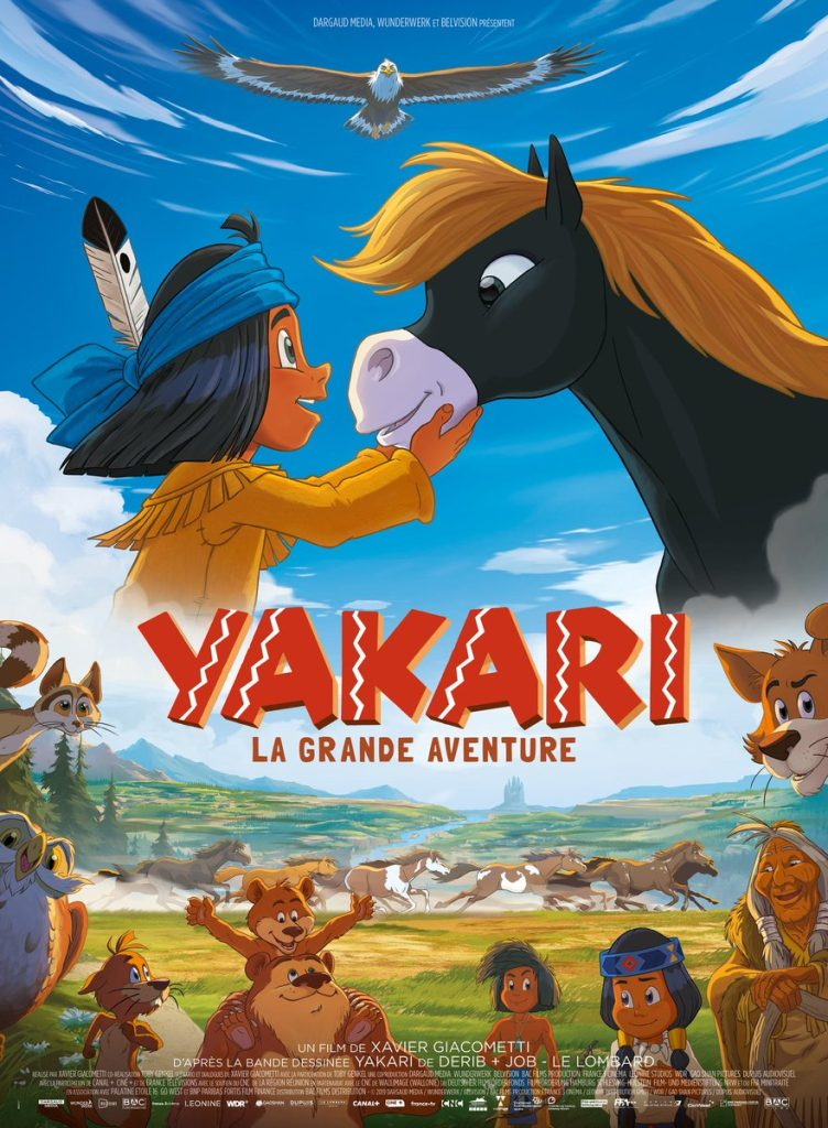 Yakari, le film 9 Yakari le film